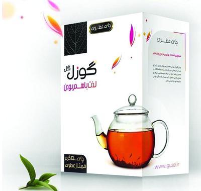 چای ۵۰۰ گرمی ممتاز عطری