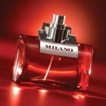 ادکلن قرمز زنانه میلانو