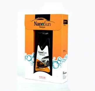شامپو نانو خودرو