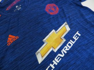 پیراهن و شورت دوم منچستر یونایتد 2016-2017