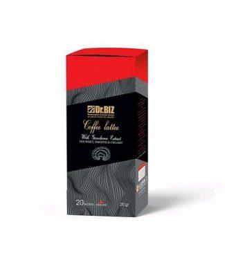 قارچ دارویی گانودرما با کافه لاته